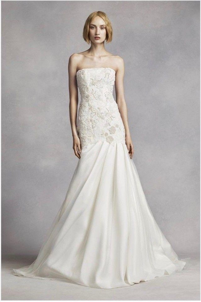 New Vera Wang Wedding Dress Bnwt Size 10 Uk For Sale In London