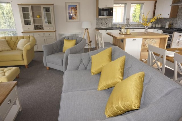Image 8 of Willerby Mulberry Lodge 42ft x 20ft – 2 Bedroom Lodge Holid
