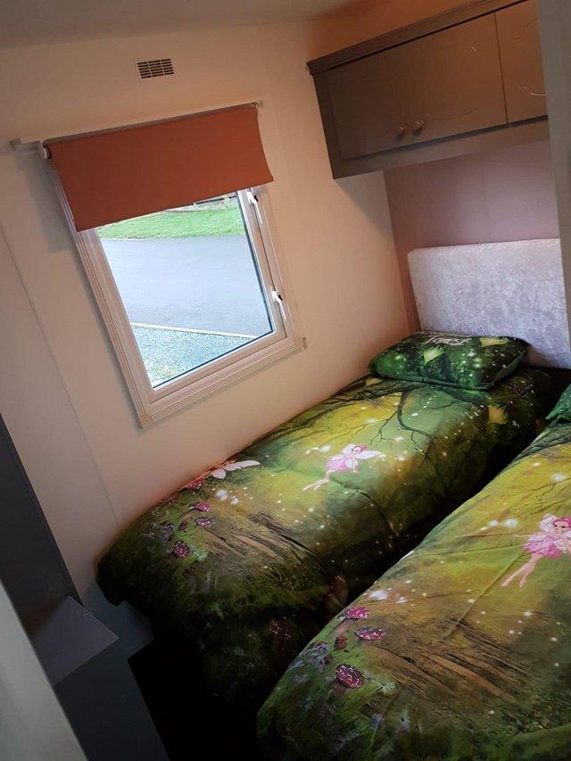 Image 2 of Large 3 bedroomed caravan.