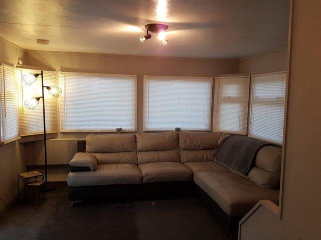 Image 3 of Large 3 bedroomed caravan.