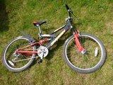 """Saracen Dude Mountain bike 14.25"""" frame, wheel diam. is 20"""" - £59"""