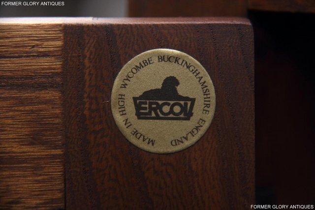 Image 7 of AN ERCOL GOLDEN DAWN CUPBOARD CABINET SIDEBOARD DRESSER BASE