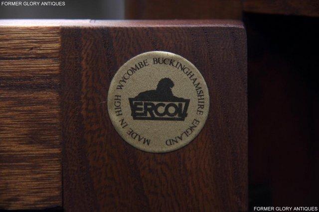 Image 47 of AN ERCOL GOLDEN DAWN CUPBOARD CABINET SIDEBOARD DRESSER BASE