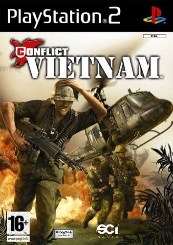Preview of the first image of Conflict: Vietnam (Sony PlayStation 2, 2004) Can be posted..