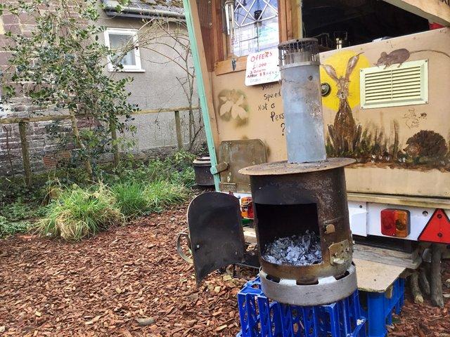 Image 3 of Wood burner