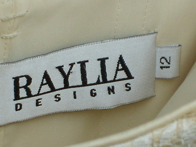 Image 5 of RAYLIA DESIGN Corset Back Midi Prom Dress–Size 12-NEW!