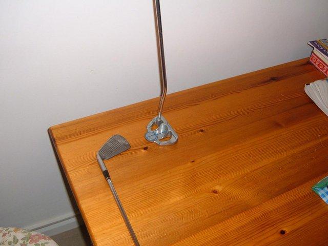 Image 2 of Mizuno golf clubs