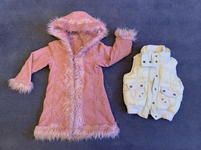 f3408e1d3cd1 next girls coat - Local Classifieds