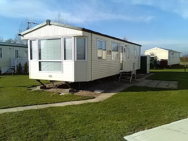 Preview of the first image of 2011 Altas Capricorn Static Caravan For Sale Yorkshire.