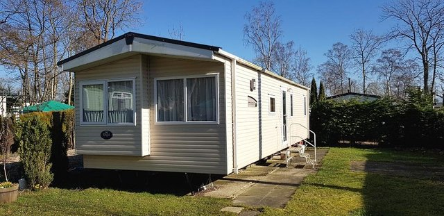 Preview of the first image of 2014 Regal Regency Static Caravan For Sale North Yorkshire.
