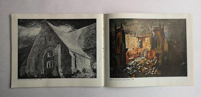 Image 3 of John Piper The Pengin Modern Painters, 1st Edition 1944.