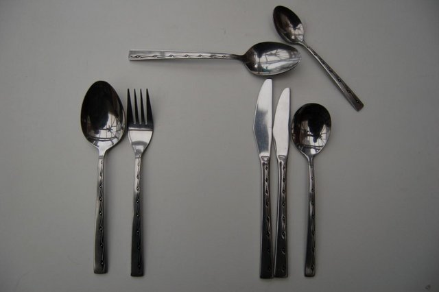 Image 6 of Viners Executive Suite, & 2 Other Designs Cutlery, VGC.