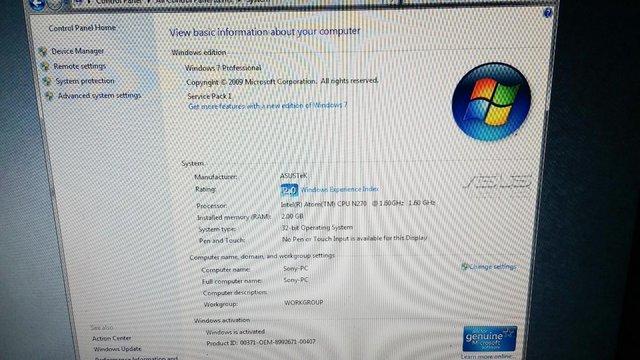Asus EEE desktop PC
