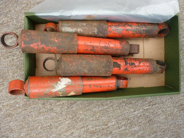 Image 3 of Koni Shock Absorbers for Austin Healey