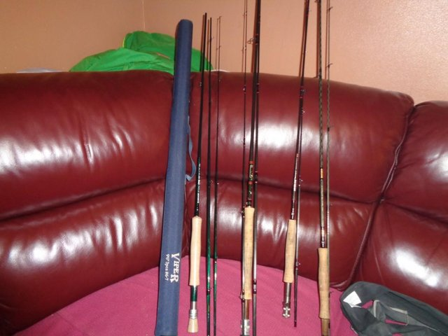 Preview of the first image of HARDY FLY FISHING RODS & TACKLE CLEARANCE RETIREMENT SALE.