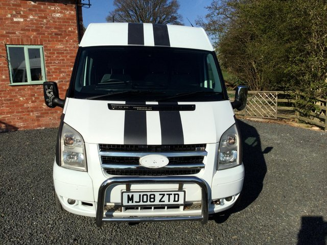 65e03c6776 For sale is this rare Ford transit tdci limited sport campervan. I m  selling it on behalf of my mother