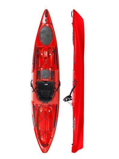 Image 2 of WANTED:Red Wilderness Tarpon Kayak,