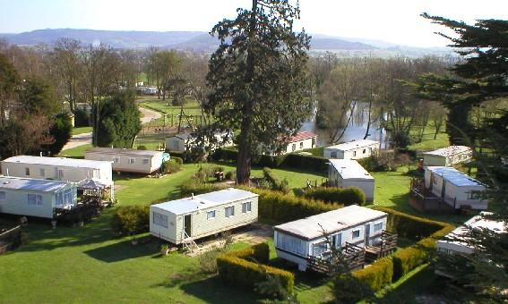 Image 2 of New Carnaby Cascade Static Caravan For Sale Yorkshire