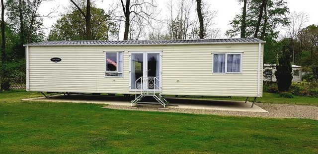 Preview of the first image of New Carnaby Cascade Static Caravan For Sale Yorkshire.