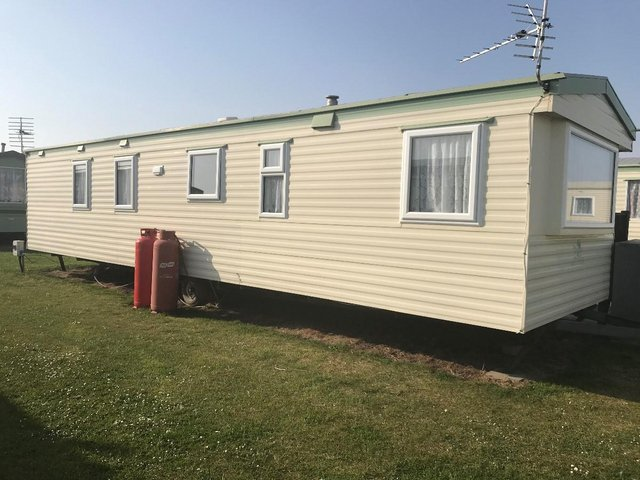 Preview of the first image of CARAVAN TO LET CHAPEL ST LEONARDS.