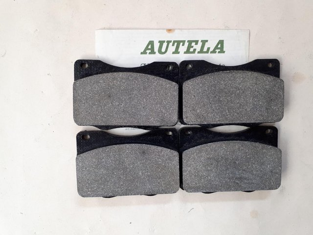 Preview of the first image of FORD CORTINA 2000 GT Front Brake Pads.