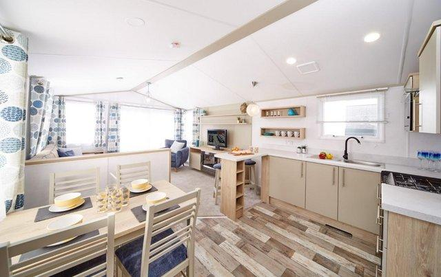 Image 2 of New Atlas Onyx Static Caravan For Sale North Yorkshire