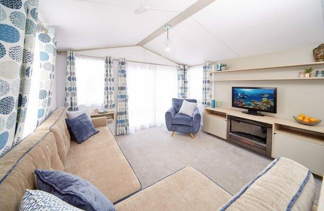 Preview of the first image of New Atlas Onyx Static Caravan For Sale North Yorkshire.