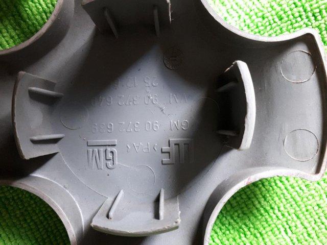 Image 3 of Vauxhall Astra Tigra Corsa Alloy Wheel CenterCovers x3