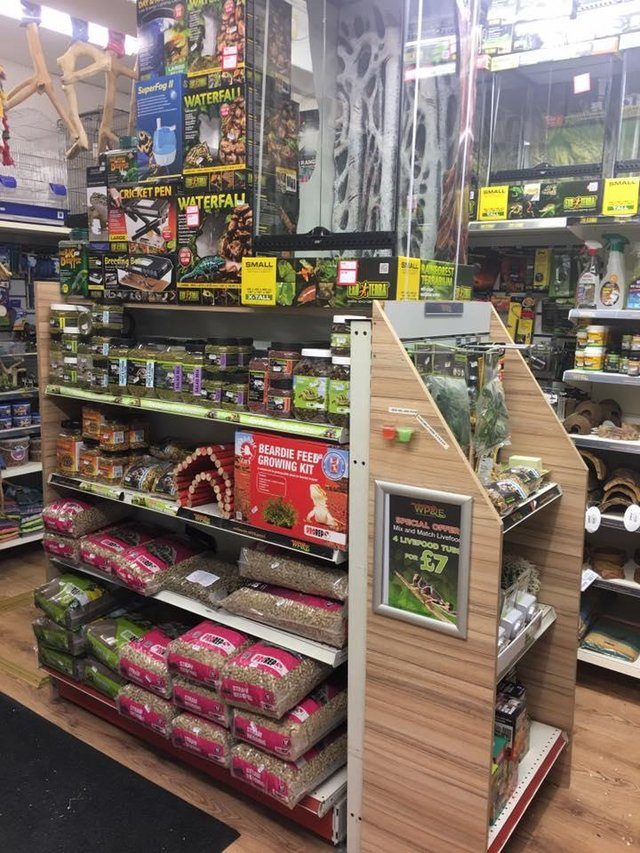 Image 12 of Warrington pets and exotics a fully stocked pet shop/store