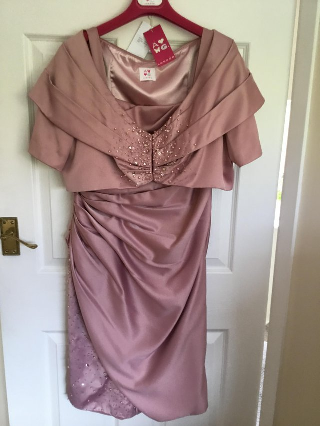 Image 2 of Mother of the Bride/Groom Dress & Jacket