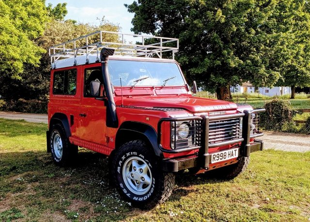 Image 2 of Land Rover Defender WANTED NOW