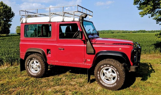 Image 3 of Land Rover Defender WANTED NOW