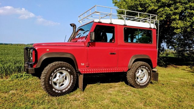 Image 4 of Land Rover Defender WANTED NOW