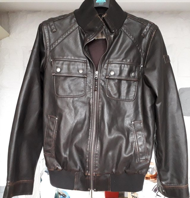 075dcdbc76f24 mens used leather jackets - Second Hand Men s Clothing