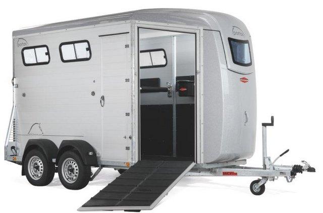 Image 3 of Bockmann Portax L K horse trailer