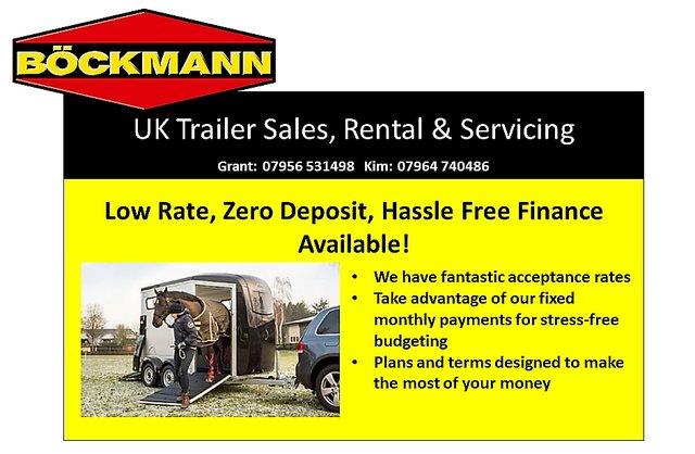 Image 4 of Bockmann Portax L K horse trailer