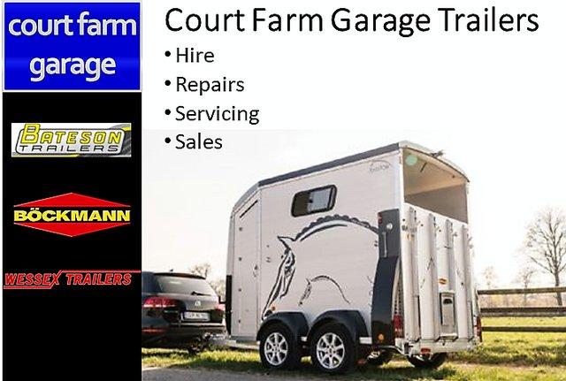 Image 5 of Bockmann Portax L K horse trailer