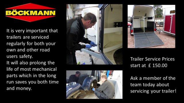 Image 6 of Bockmann Portax L K horse trailer