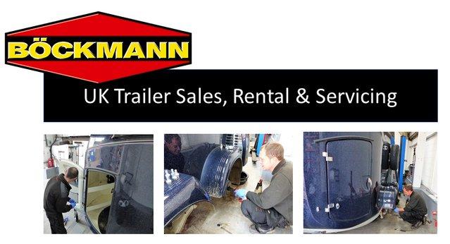 Image 7 of Bockmann Portax L K horse trailer