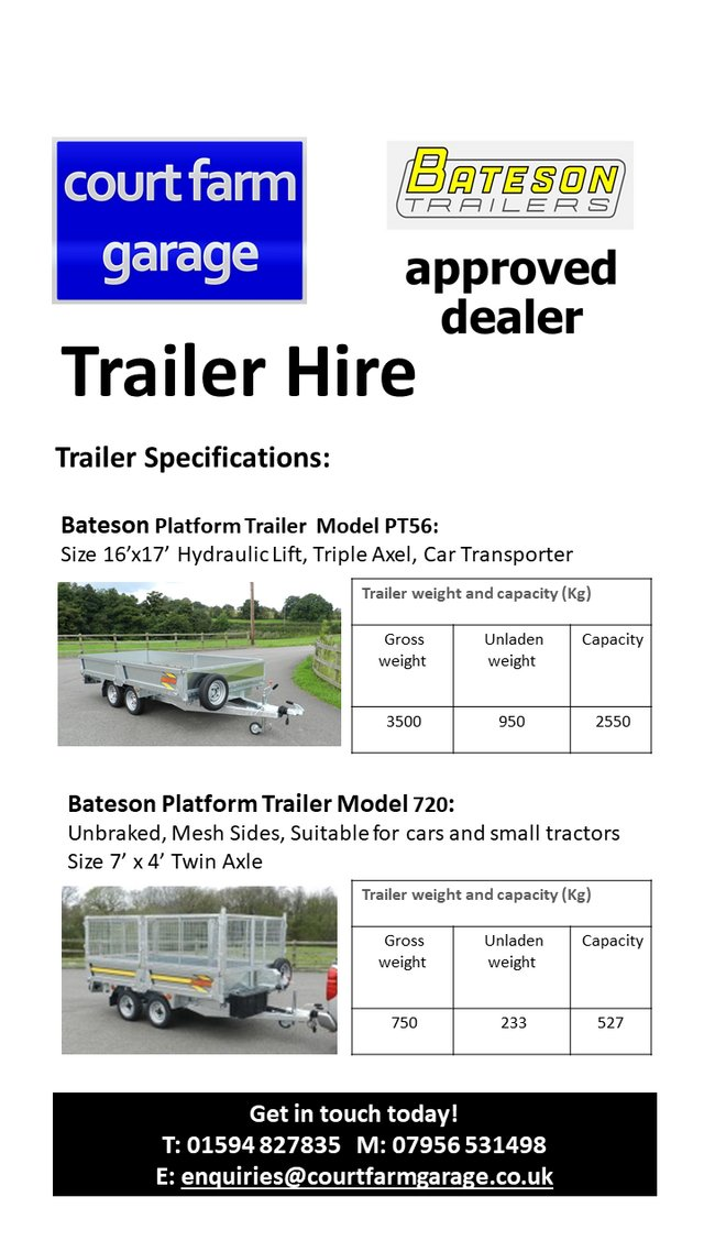 Image 4 of Bateson Car Transporter 27-16 (New)
