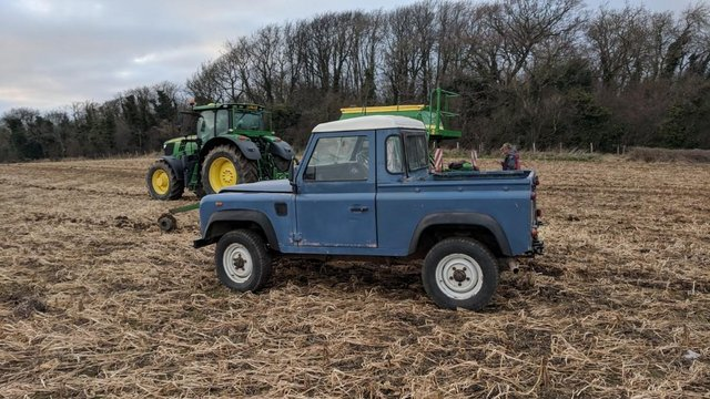 Image 2 of Land Rover Defender 90 Pickup Wanted