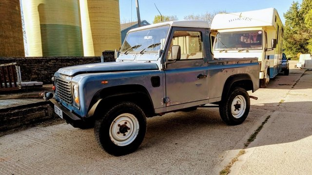 Image 3 of Land Rover Defender 90 Pickup Wanted