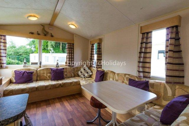 Image 2 of Pet friendly static caravan for Haven holiday hire 11012BC
