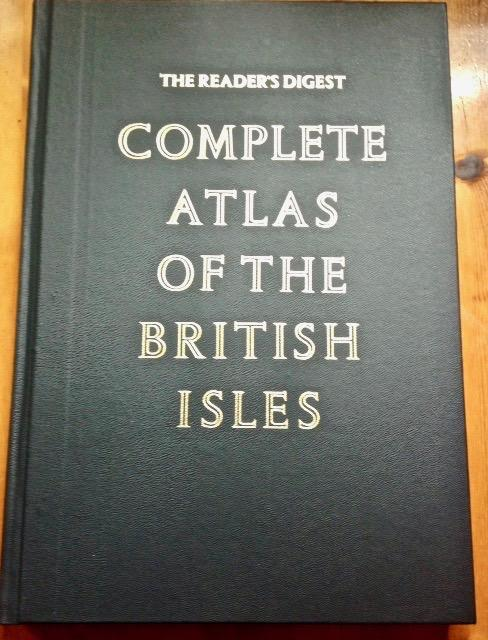 Mint Reader Digest Atlas Of The British Isles 1965 1st Ed For Sale in Stoke  On Trent | Preloved