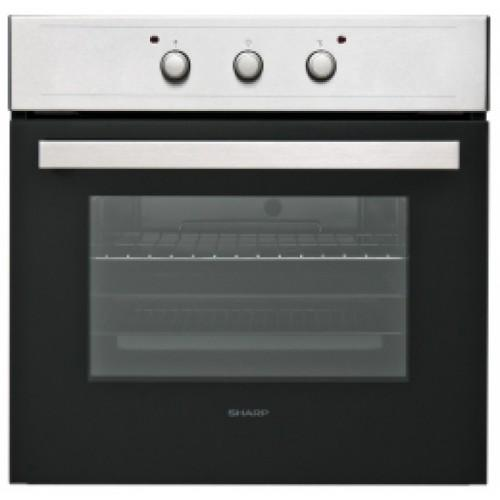 Preview of the first image of SHARP SINGLE PLUG IN ELECTRIC FAN OVEN-65L-S/S-NEW BOXED-WOW.