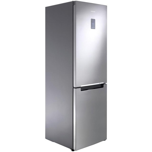 Preview of the first image of SAMSUNG RB 60/40 STAINLESS STEEL FRIDGE FREEZER-A+ WOW!.