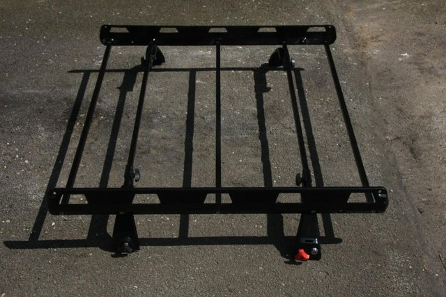 Image 2 of Roof Rack for Cars with gutters