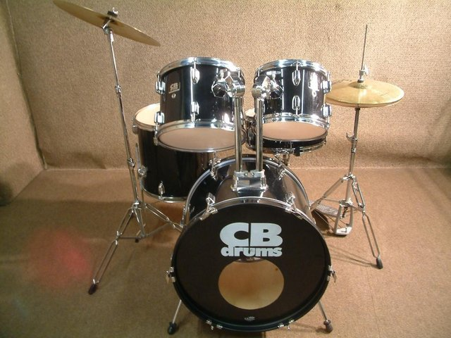 Preview of the first image of Retired drum teacher has several student drum kits for sale..