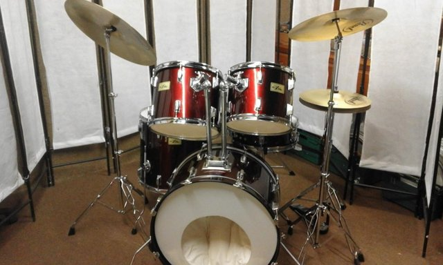 Image 2 of Retired drum teacher has several student drum kits for sale.