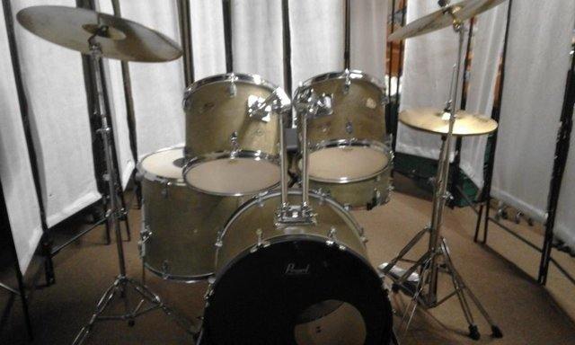 Image 4 of Retired drum teacher has several student drum kits for sale.
